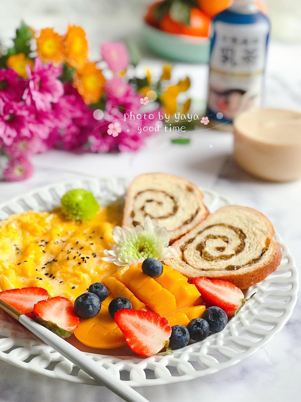 2️⃣2️⃣ 今日份+事物:①今日早餐