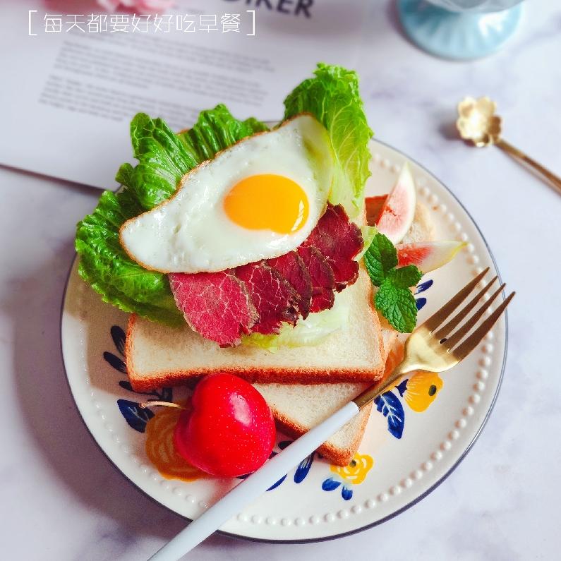 2⃣️0⃣️ 今日份+事物:①今日早餐