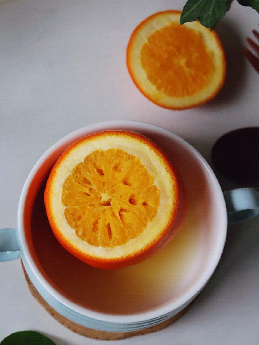 蒸盐橙  每个做妈妈的都希望自己的健
