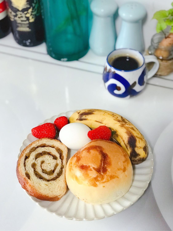 2️⃣3️⃣ 今日份+事物:①今日早餐