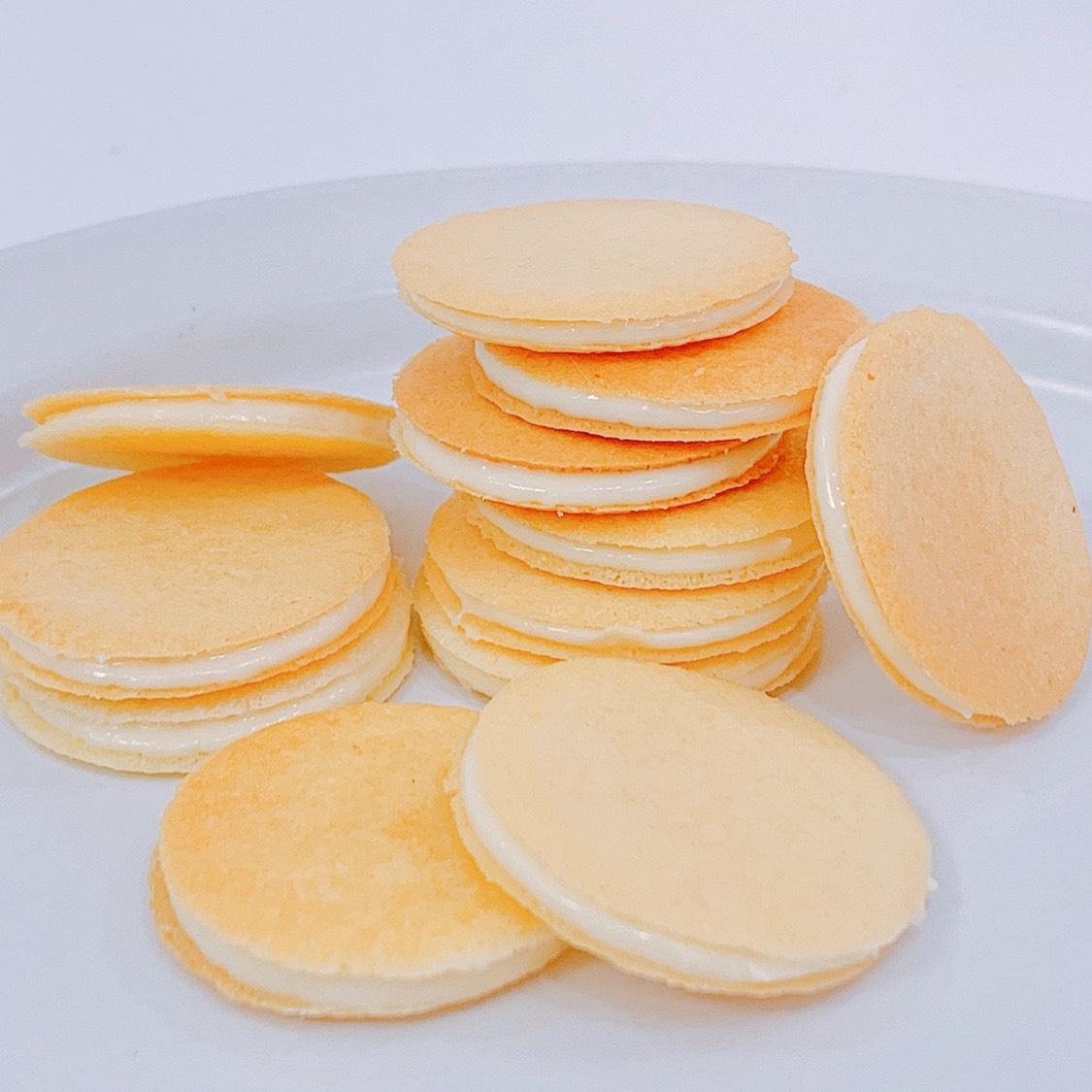 💖酥脆好吃😋北海道必买白色恋人饼干配