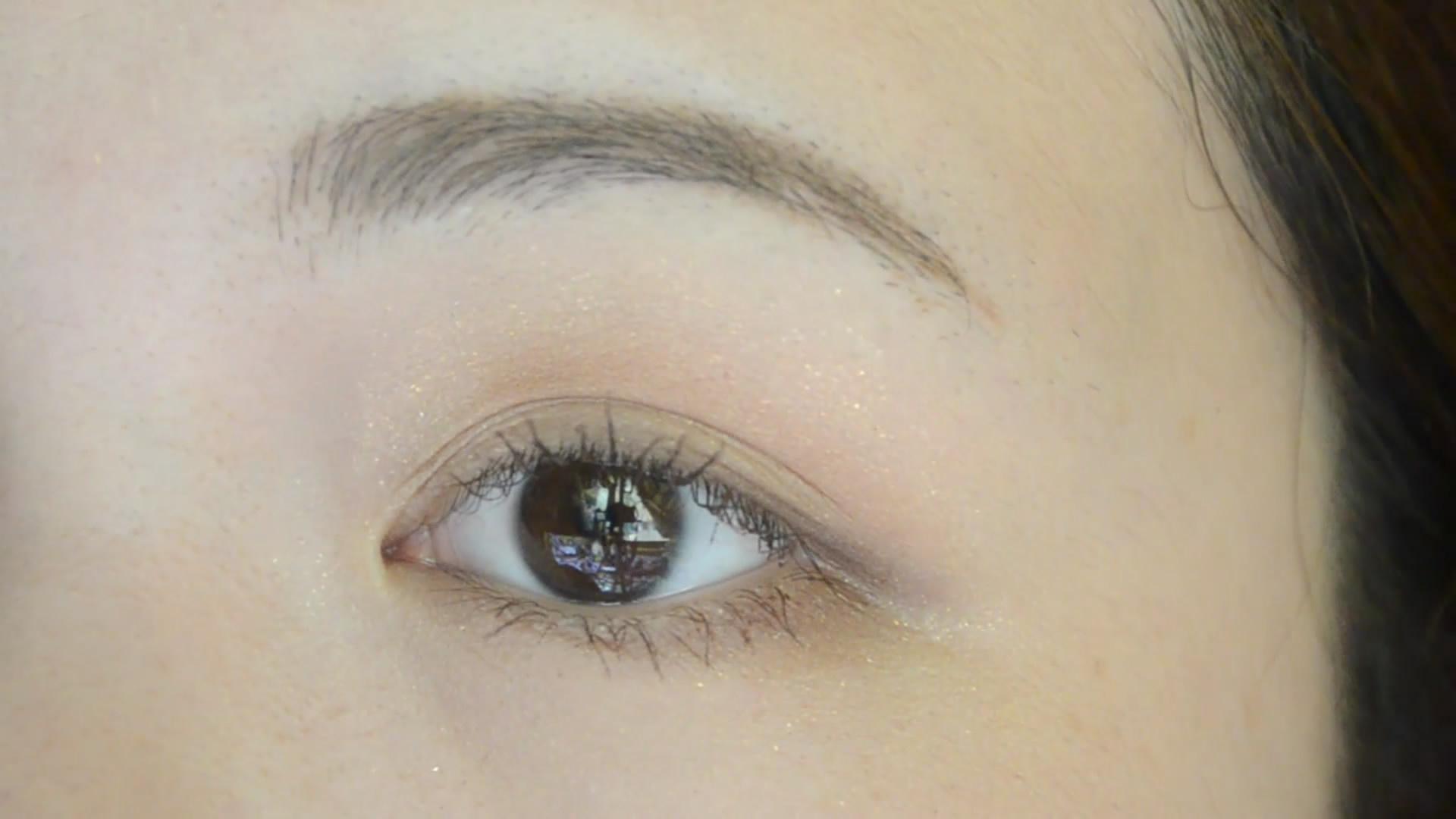 超温柔裸眼妆
