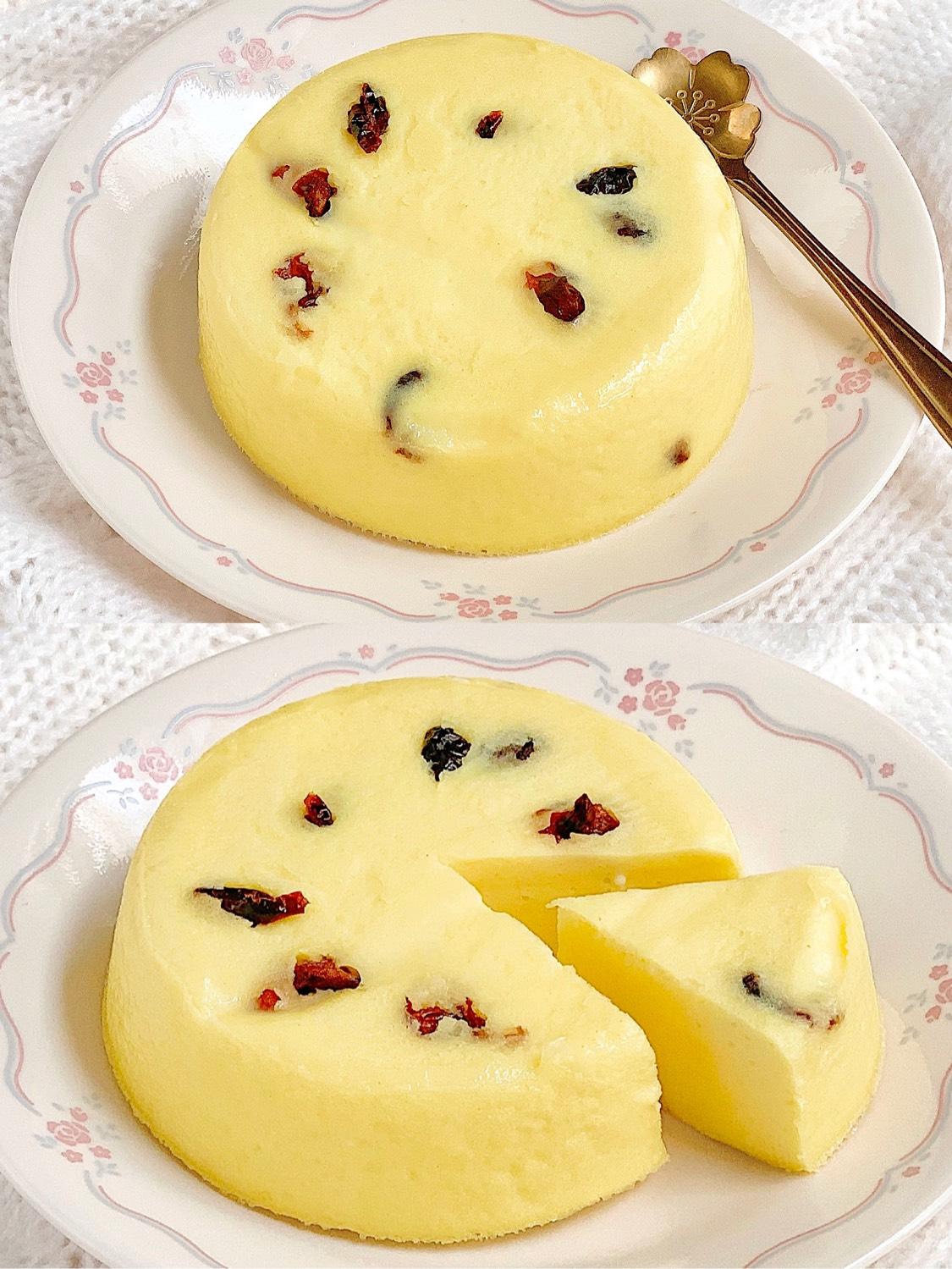 ㊙️免烤箱❗️何炅老师同款蒸蛋糕‼️好吃