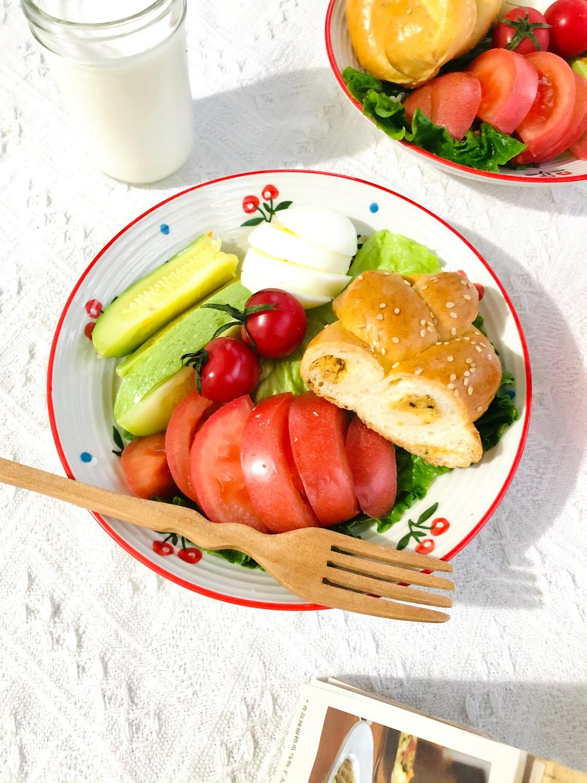 早餐㊙️双人早餐 早餐食谱分享 4⃣️2