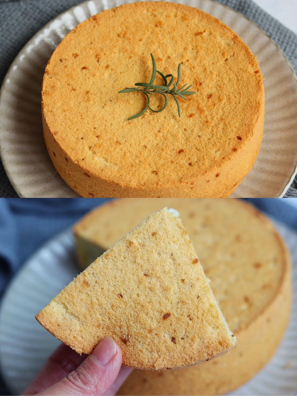 桂花戚風蛋糕 秘?桂花蛋糕,你吃過嗎