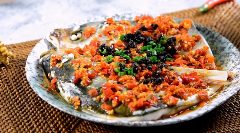 【恰逢其食】豆豉蒸鱼