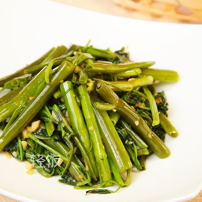 蒜蓉空心菜丨营养又美味