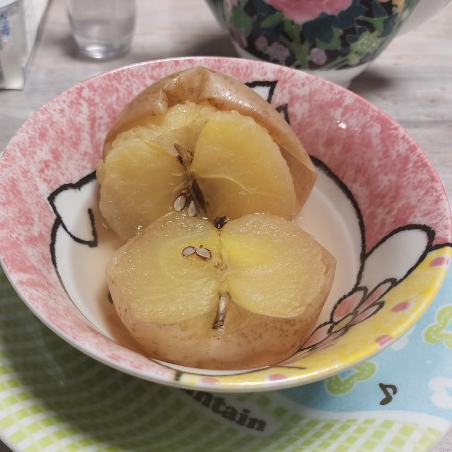 懒人版冰糖苹果_懒人版冰糖苹果的做法_懒人版冰糖苹果的家常做法_懒人版冰糖苹果怎么做_爱吃菜