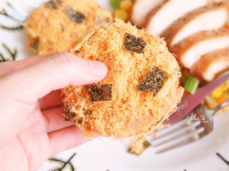 肉松小贝➕红枣桂圆茶  周末有时间烤个肉