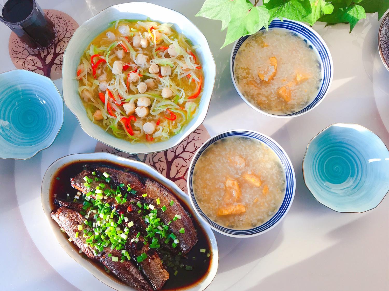 1️⃣0️⃣ 今日晚餐:萝卜丝仙贝丁(