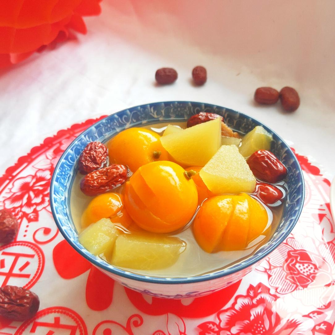 春节必备的消食解腻汤:酸酸甜甜超级开胃解腻