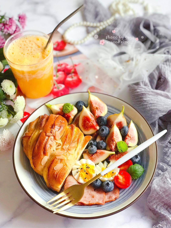 9️⃣ 今日份+事物:①今日早餐:红茶