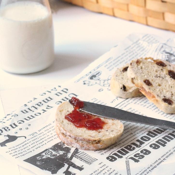 很适合懒人小白的面包粉,按照比例加上清