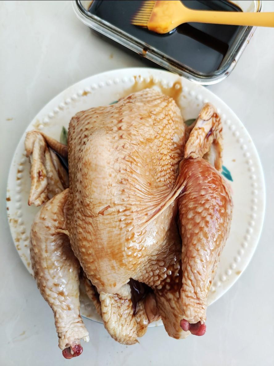 连鸡胸肉都鲜嫩多汁的完美烤鸡(图4)
