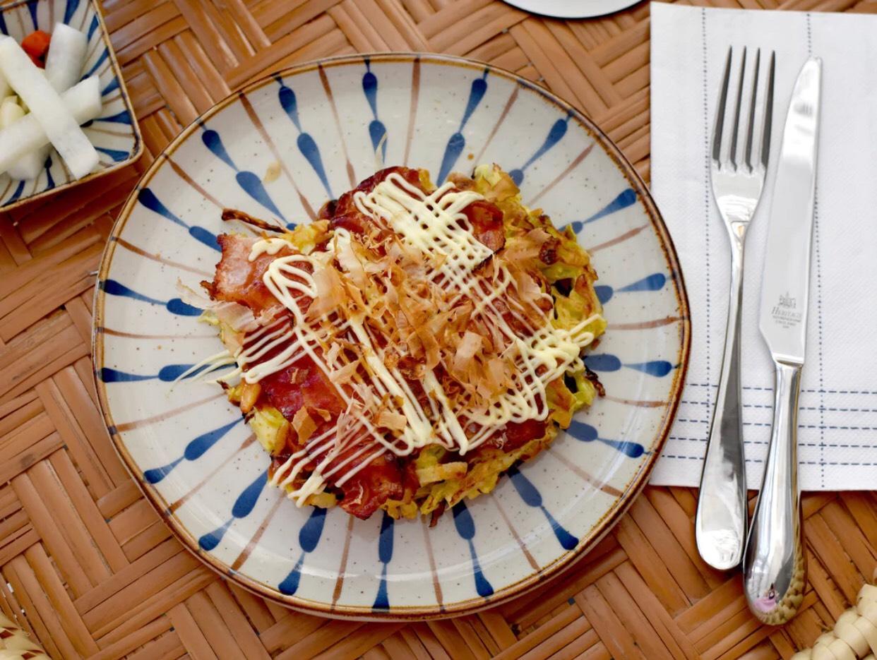超好吃的【大阪烧】孤独的美食家同款