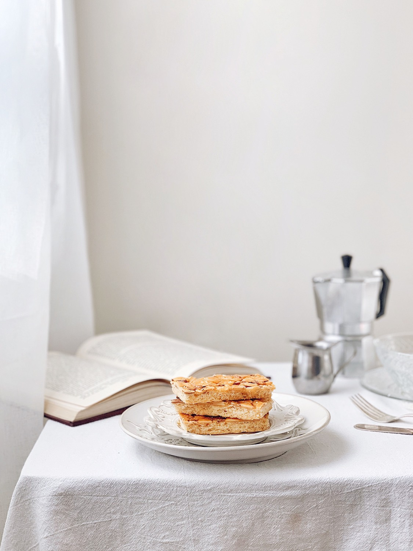 ㊙️咔嚓脆‼️好吃到爆的焦糖杏仁酥饼‼️