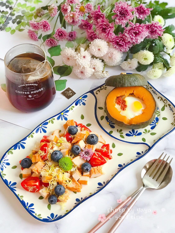 1️⃣3️⃣ 今日份+事物:①今日早餐