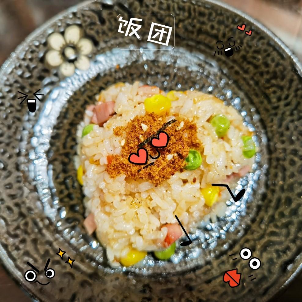 金宝小食铺|五彩饭团+燕麦奶