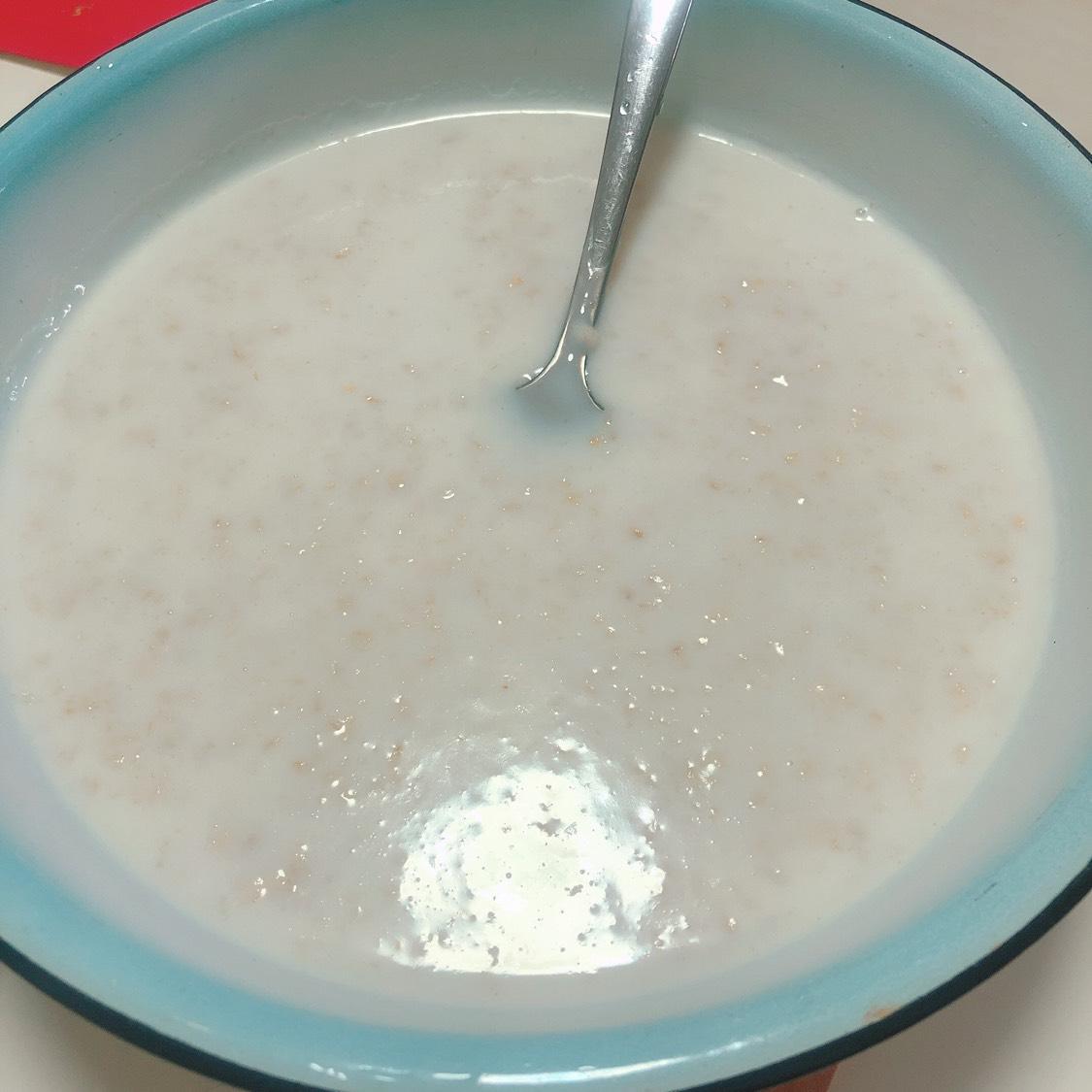 快手牛奶麦片