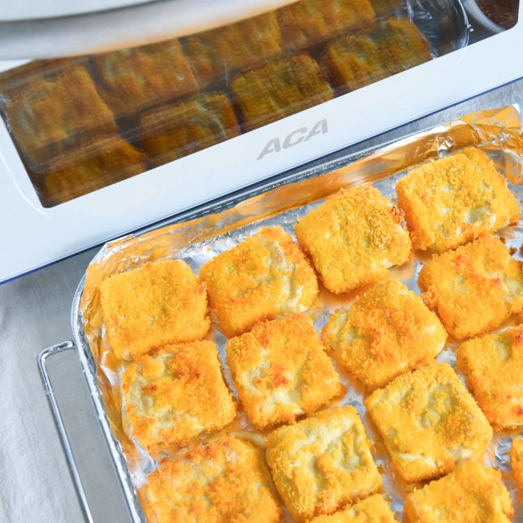 黄金包浆豆腐云南特色小吃新做法