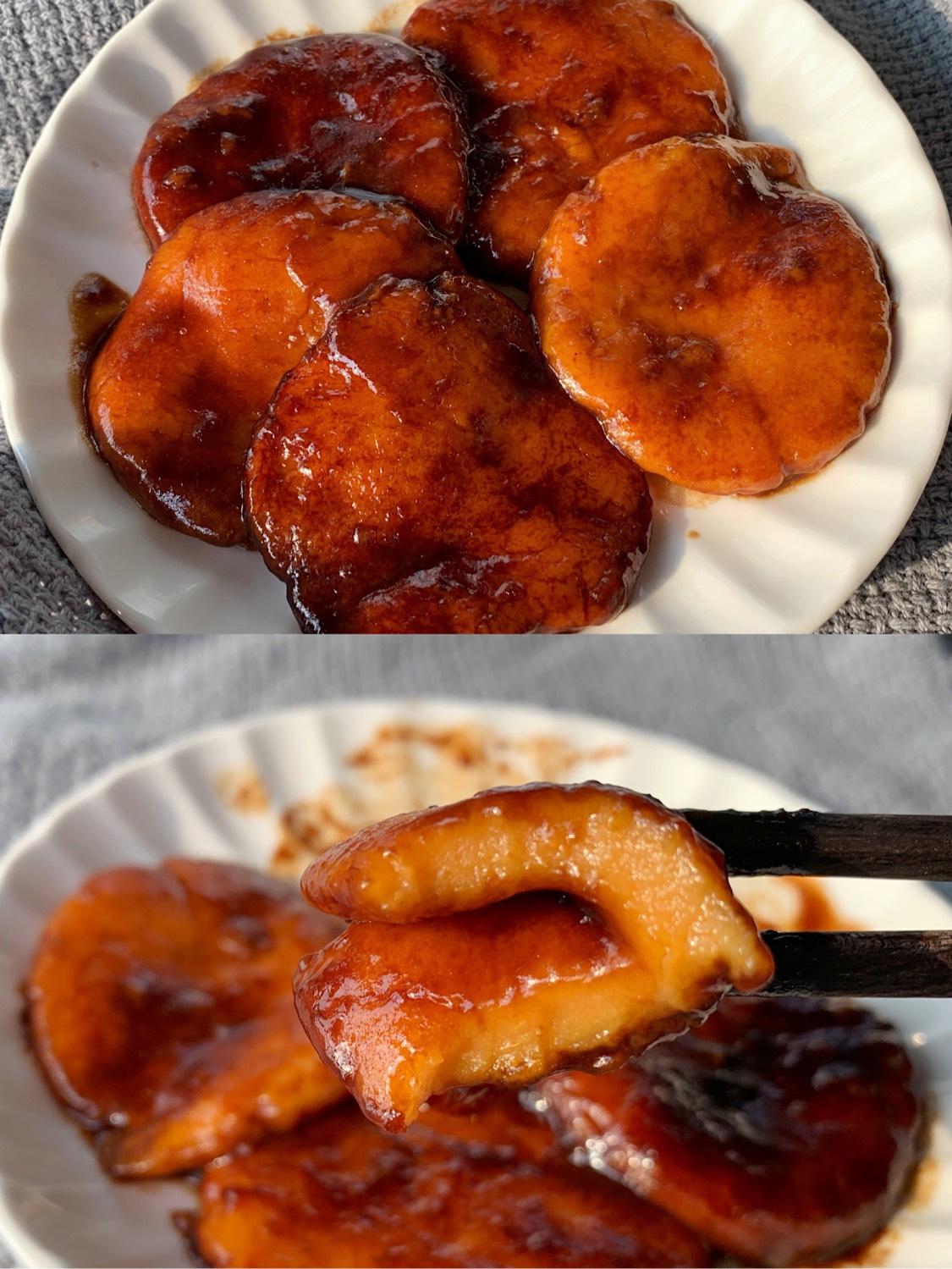紅糖紅薯餅  零失敗,一看就會的紅糖