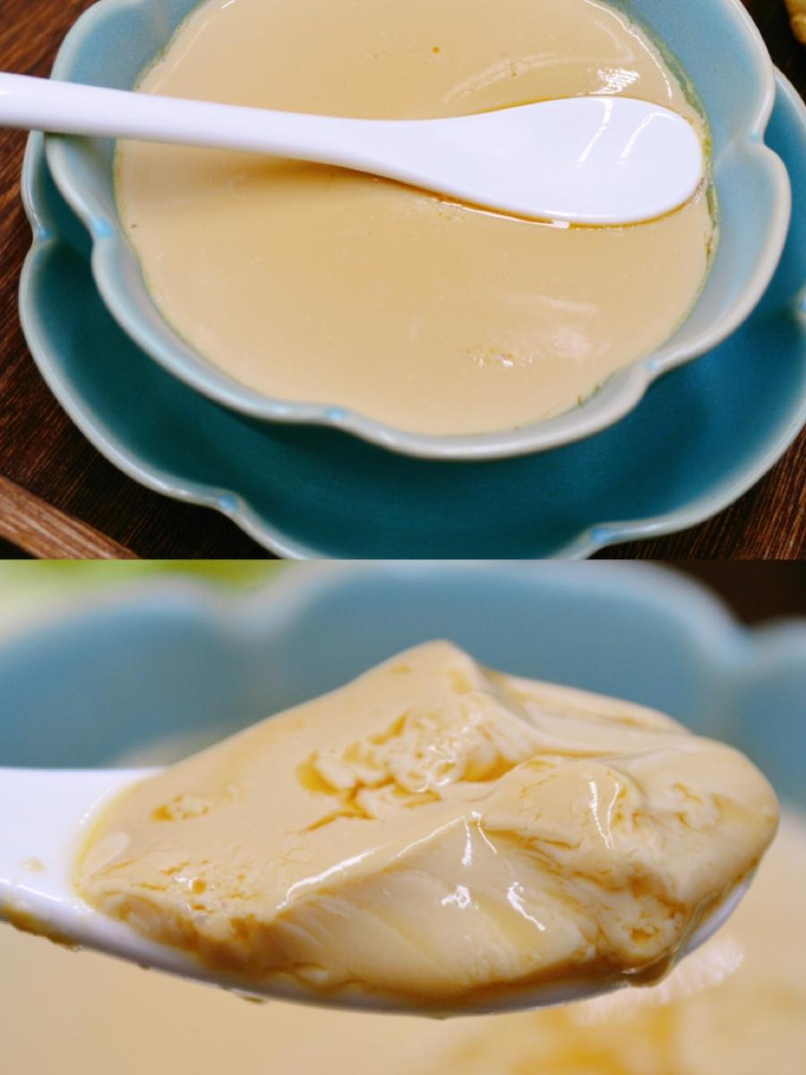 红糖姜撞奶,经期甜品,保证吃一次就爱上